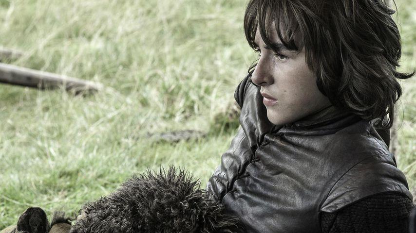 "Isaac Hempstead-Wright als Bran Stark in ""Game of Thrones"""
