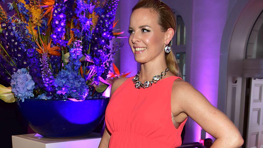 Isabel Edvardsson bei der Bertelsmann-Party
