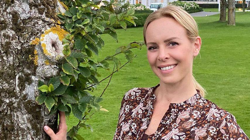Isabel Edvardsson im September 2020
