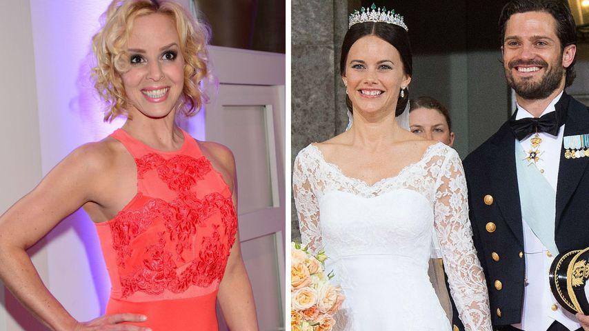 Isabel Edvardsson schwärmt vom schwedischen Royal-Glück!