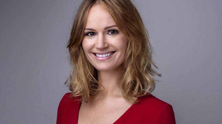 """Isabell Ege als Jessica Bronckhorst in """"Sturm der Liebe"""""""