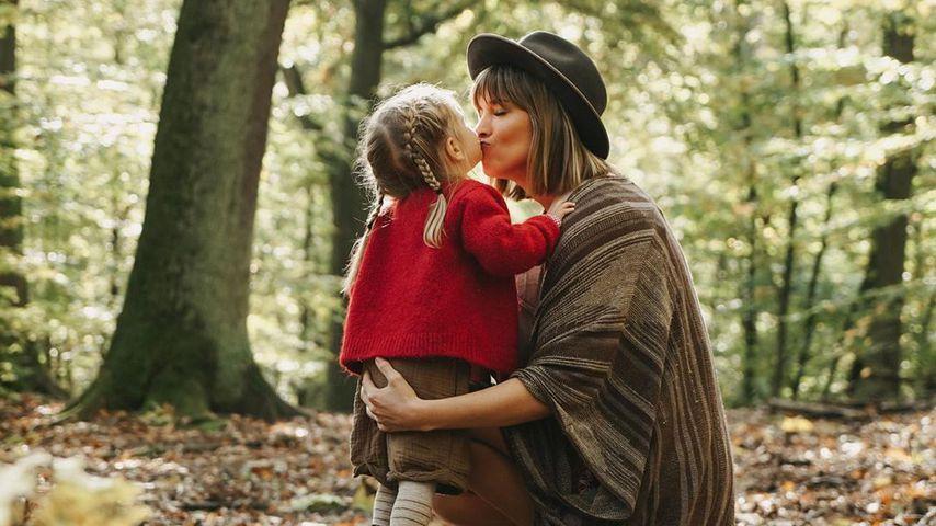 Isabell Horn mit ihrer Tochter Ella