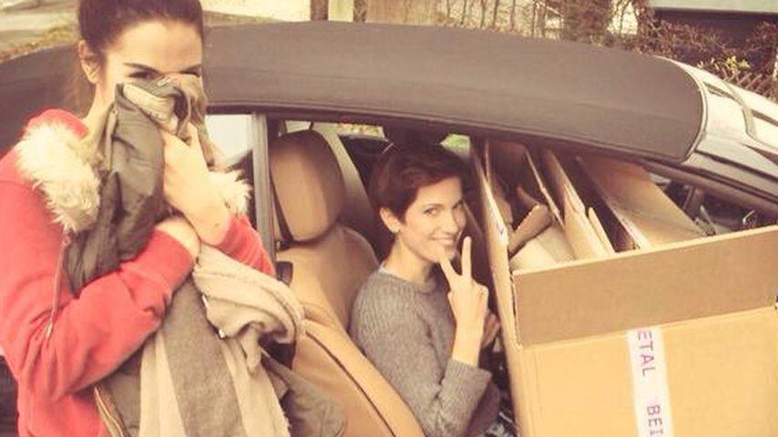 Sila Sahin und Isabell Horn