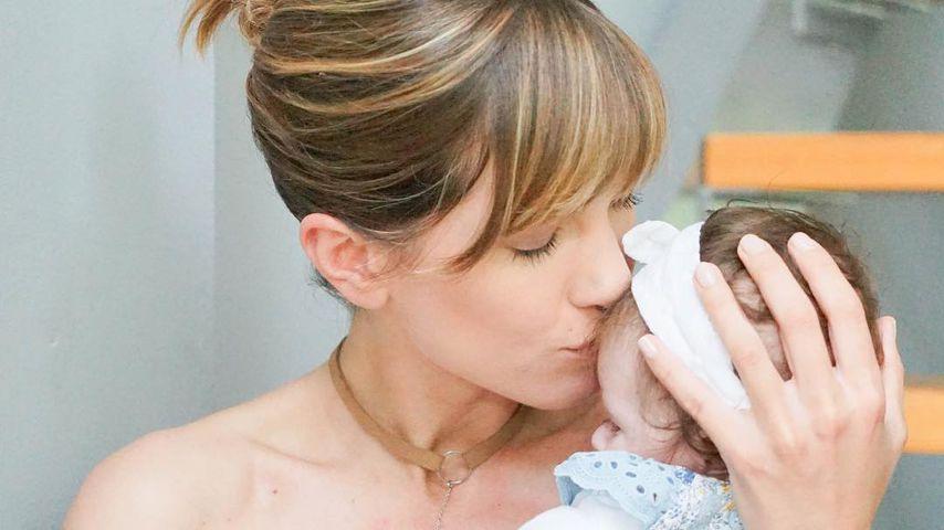 Mama Isabell Horn: So hart war die Zeit nach Ellas Geburt!