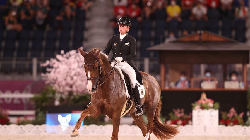 Dressurreiter-Team holt zweites Olympia-Gold für Deutschland