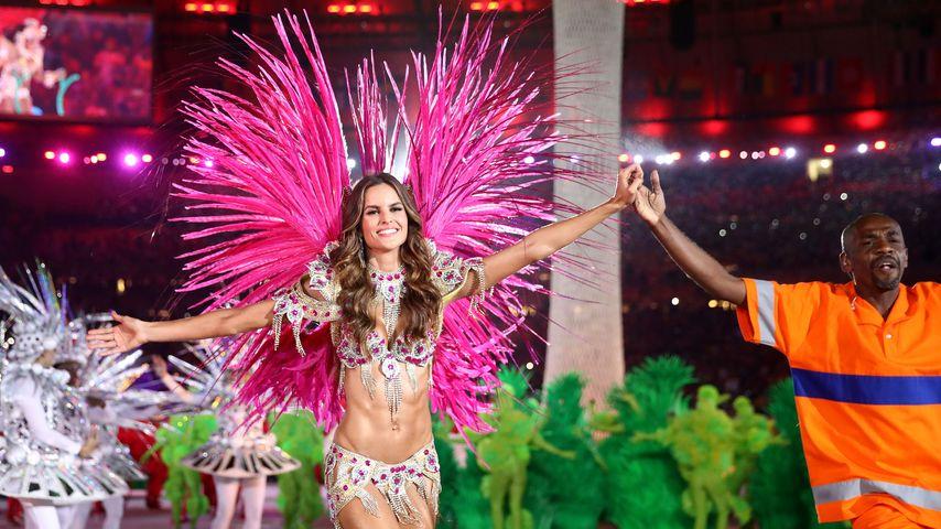 Neue Gisele? Olympia 2016 endet mit heißem Topmodel Izabel