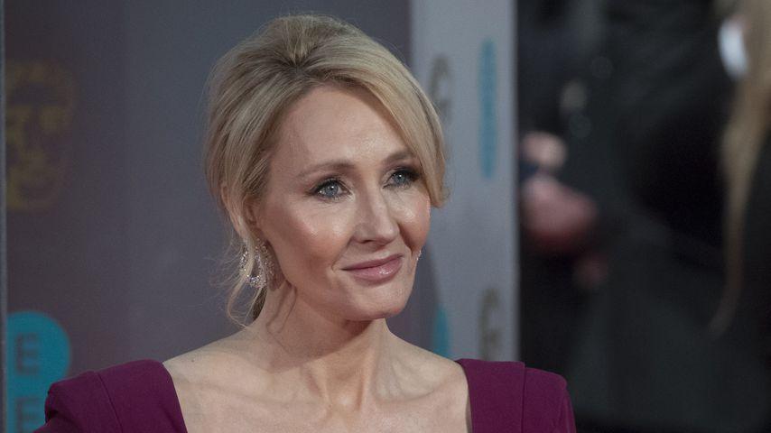 J.K. Rowling bei den 70. British Academy Film Awards