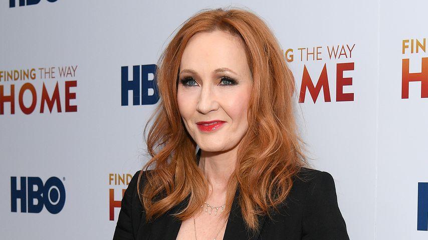 """J.K. Rowling bei der Premiere von """"Finding The Way Home"""""""