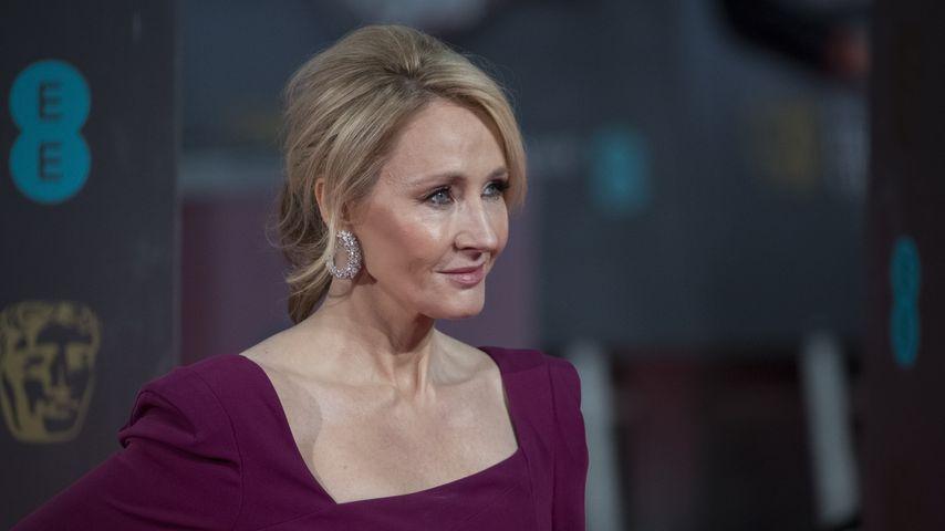 J.K. Rowling bei den British Academy Film Awards 2017