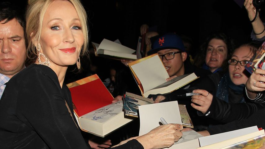 "J.K. Rowling bei der ""Fantastic Beasts""-Premiere in New York"