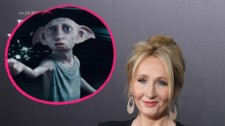 Hauself Dobby musste sterben: J.K. Rowling entschuldigt sich