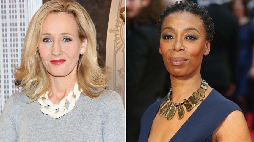"""""""Alles Idioten"""": J.K. Rowling verteidigt schwarze Hermine!"""