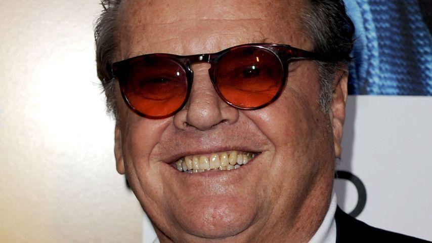 Jack Nicholson in Los Angeles