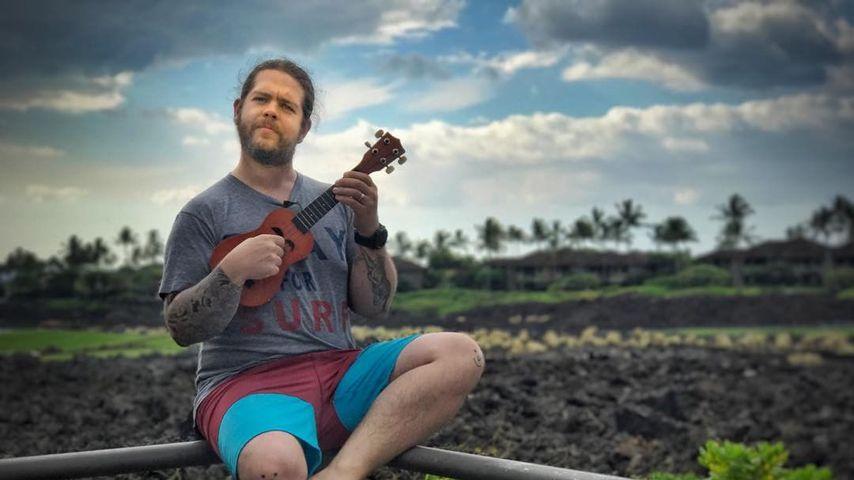 Jack Osbourne auf Hawaii