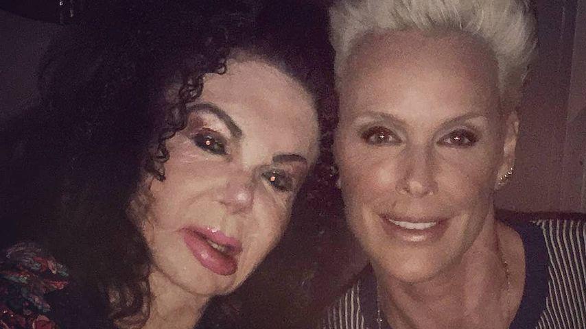 Ex-Schwiegermama Jackie tot: Brigitte Nielsen zollt Tribut