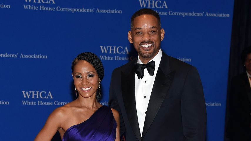 Jada Pinkett-Smith und Will Smith in Washington