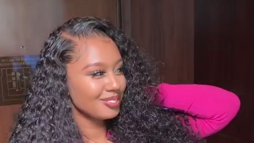 6ix9ines Partnerin Jade im August 2020