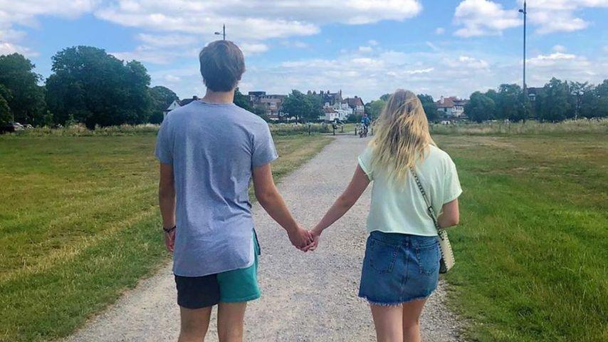 Jaden Agassi und seine Freundin Reese