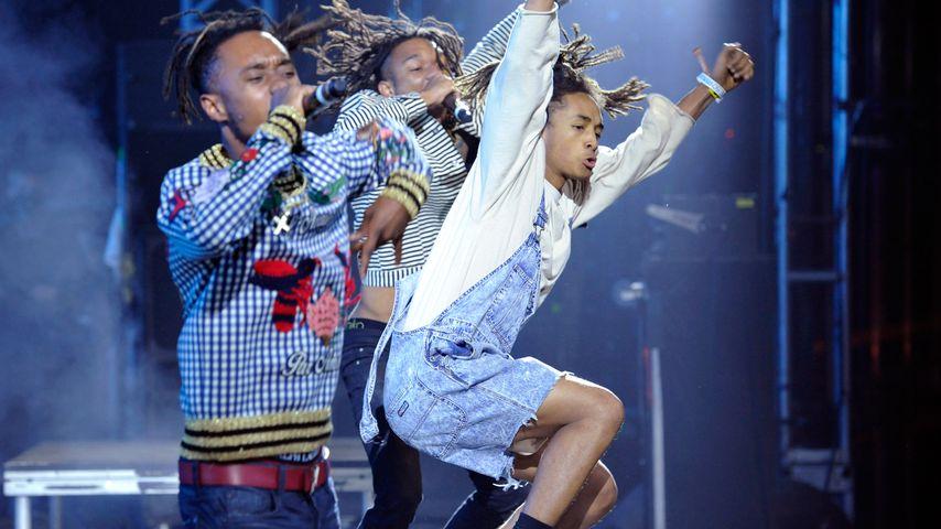Jaden Smith wird K-Pop-Rocker! Jetzt gründet er eine Band