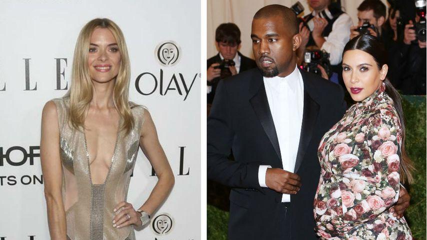 Jaime King heulte wegen gedisster Kim Kardashian