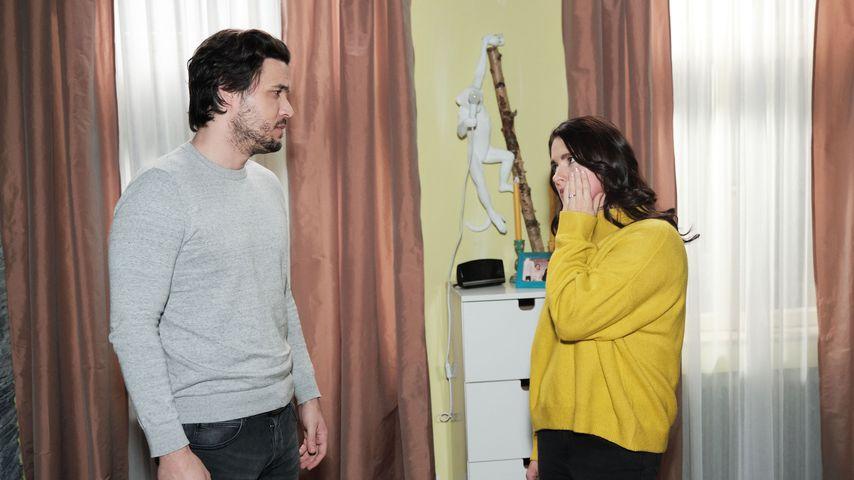 Jakob (Alexander Milo) und Saskia (Antonia Michalsky)