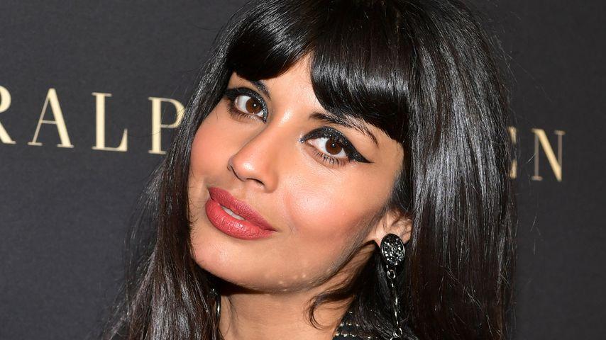 Jameela Jamil im Oktober 2019