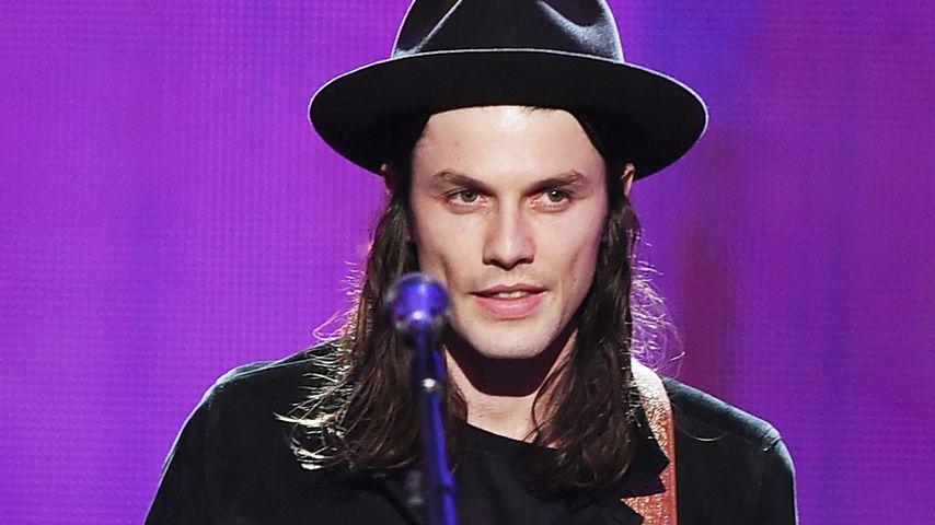 James Bay bei den American Music Awards in Los Angeles