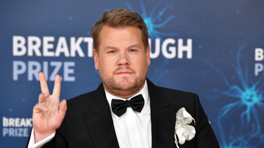 James Corden in Mountain View im November 2019