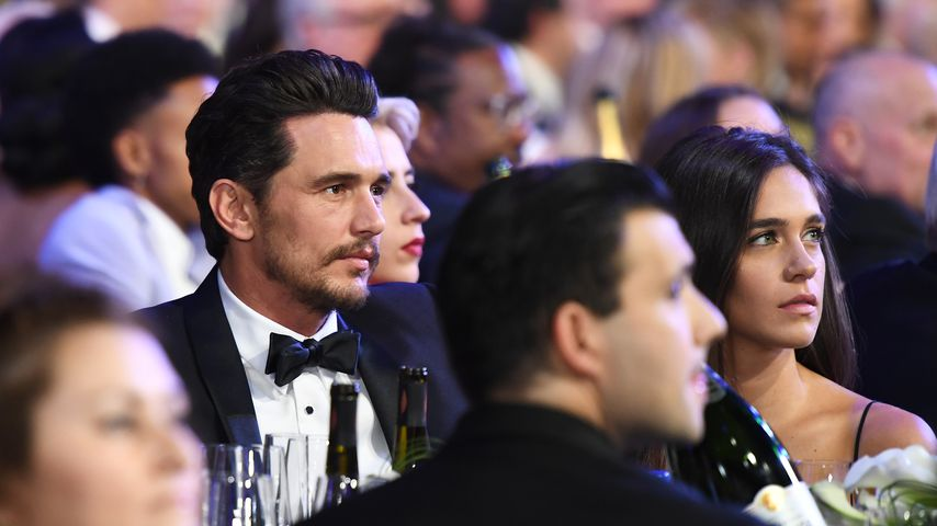 James Franco und Isabel Pakzad bei den 24th Annual Screen Actors Guild Awards