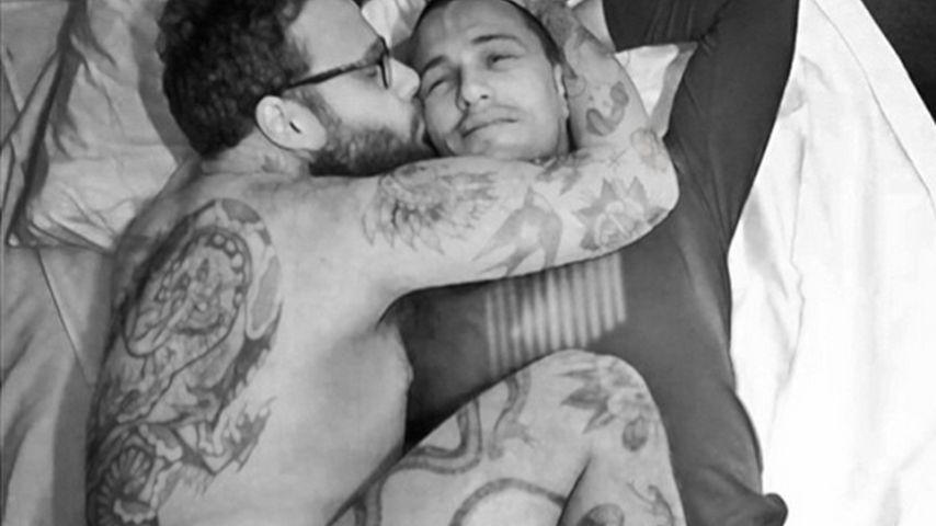 Seth Rogen: Sexy Nackt-Kuscheln mit James Franco