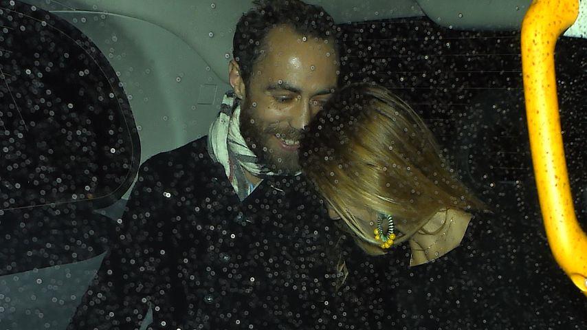 Innige Date-Night: James Middleton turtelt mit Verlobter
