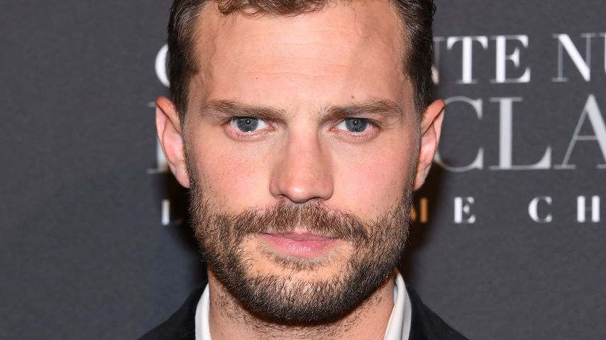 """Shades of Grey""-Finale: Mr. Grey Jamie traurig bei Premiere"