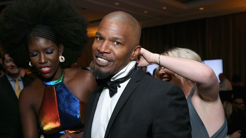 Jamie Foxx bei einer Oscar-Party in Hollywood