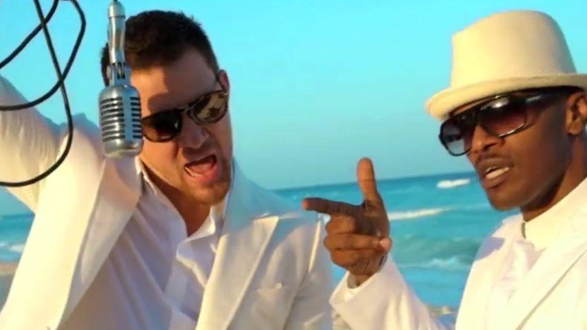 Channing Tatum & Jamie Foxx rocken das Internet