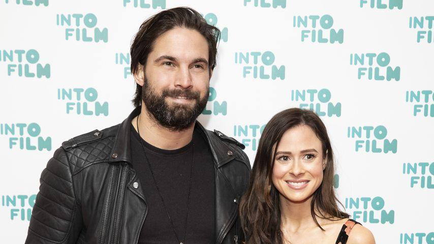 Jamie Jewitt und Camilla Thurlow, März 2019