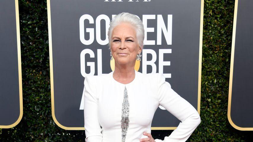 Jamie Lee Curtis bei den Golden Globes 2019