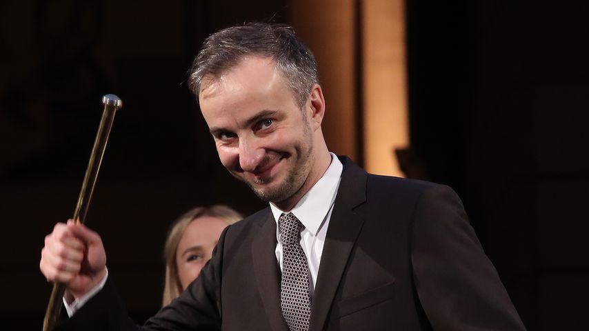 Jan Böhmermann bei der ADC-Preisverleihung 2017