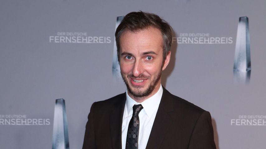 "Jan Böhmermann, Moderator bei ""Neo Magazin Royale"""