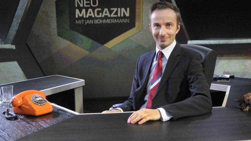 Trotz Erdogan-Skandal: ZDF verlängert Vertrag mit Böhmermann