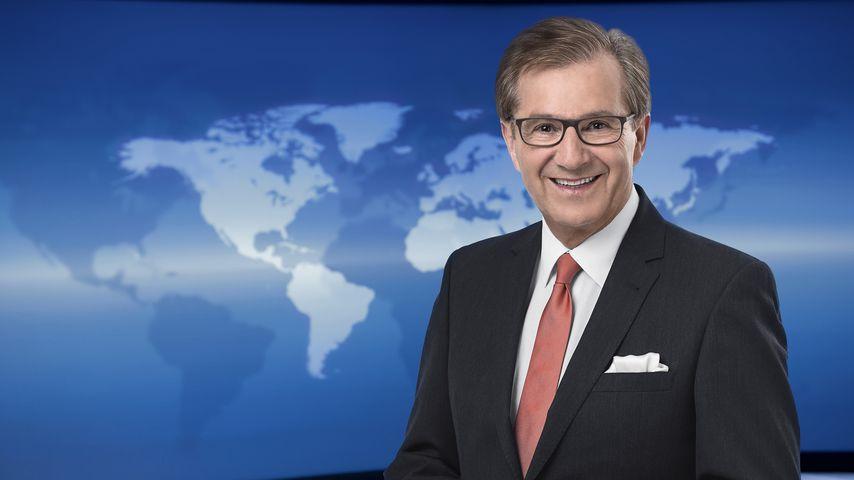 Jan Hofer, Ex-Chefsprecher der Tagesschau