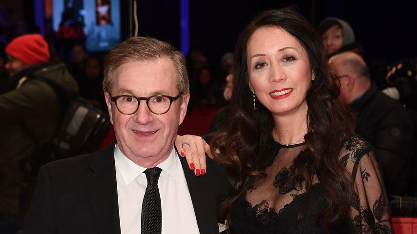 Jan Hofer und Phong Lan Balz bei der Berlinale 2018