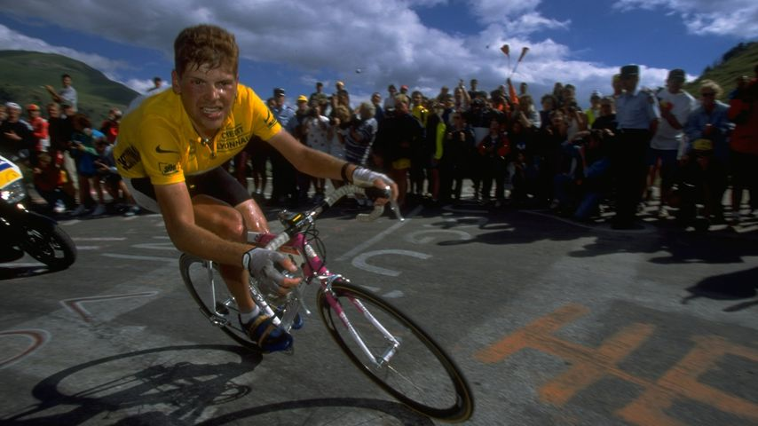 Jan Ullrich bei der Tour de France 1997
