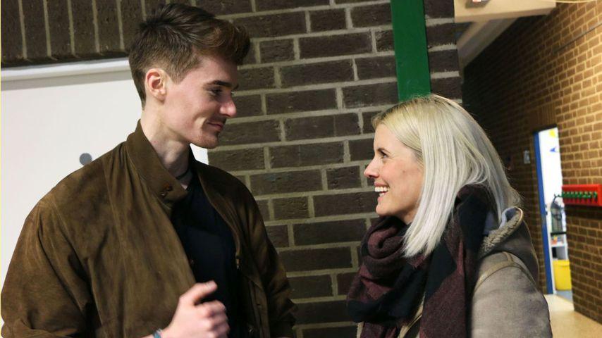 """Die Rollen Jan und Sara aus """"Krass Schule – Die jungen Lehrer"""""""