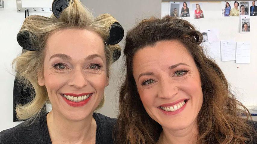 Jana Hora-Goosmann und Judith Sehrbrock, September 2020