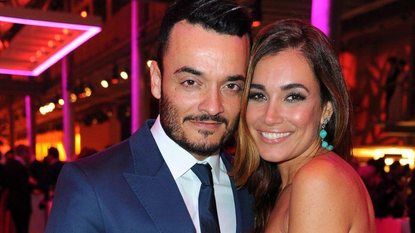Überglücklich: Jana Ina & Giovanni feiern 10. Hochzeitstag
