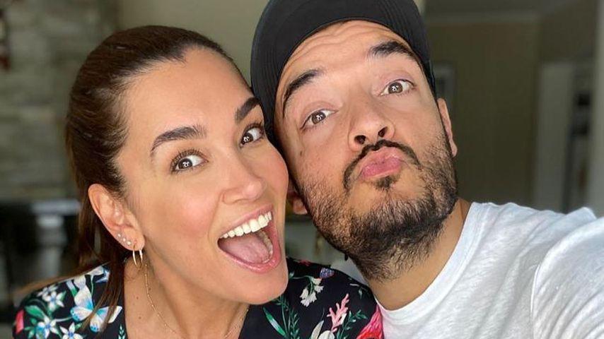 Jana Ina und Giovanni Zarrella, TV-Stars