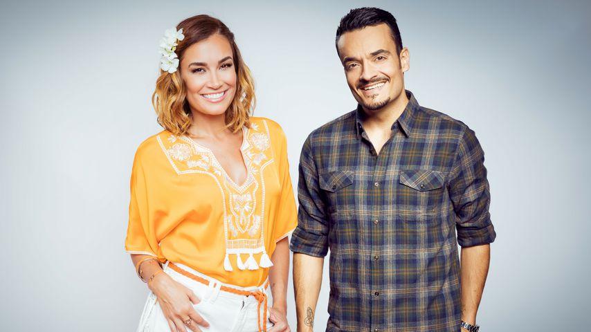 """Love Island"": Moderiert Jana Ina mit Ehemann Giovanni?"