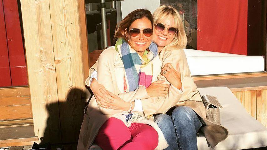 Best Friends: Von IHR kriegt Jana Ina Zarrella nicht genug!