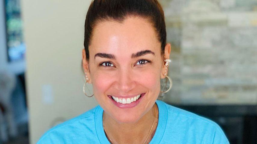 Jana Ina Zarrella an ihrem 15. Hochzeitstag, August 2020