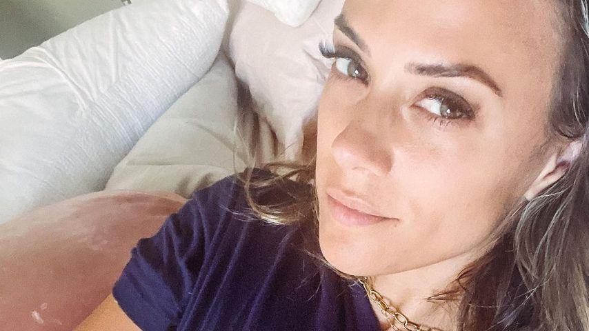 Scheidung: Jana Kramer lässt sich Liebes-Tattoo entfernen!
